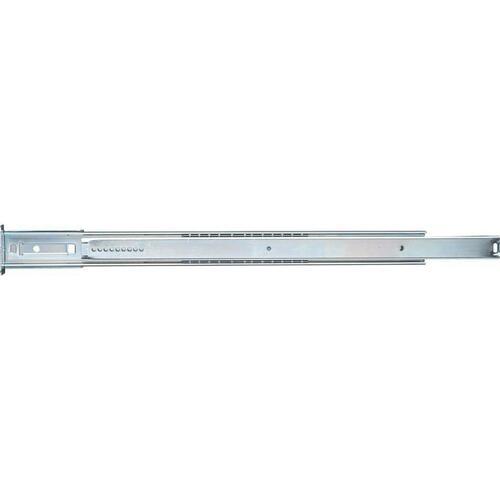 Hickory Hardware P1029/16-2C Center Mount Drawer Slide, Cadmium