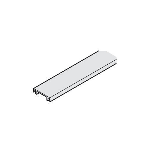 Hafele 941.12.835 Clip Profile for mounting rail and double running track