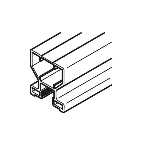 Hafele 403.63.973 Vertical Frame Profile