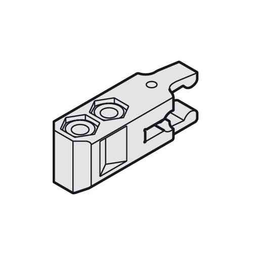 Hafele 402.32.304 Track Stopper for Slido Classic 40 IFC