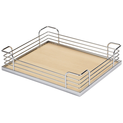 Hafele 546.65.103 Back Frame Tray Set for Tandem Chef's Pantry