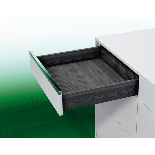 Hafele 433.19.625 Concealed Undermount Slide for Base/BottomPanel Mounting