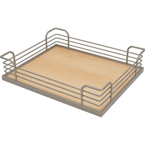 Hafele 546.65.801 Back Frame Tray Set for Tandem Chef's Pantry