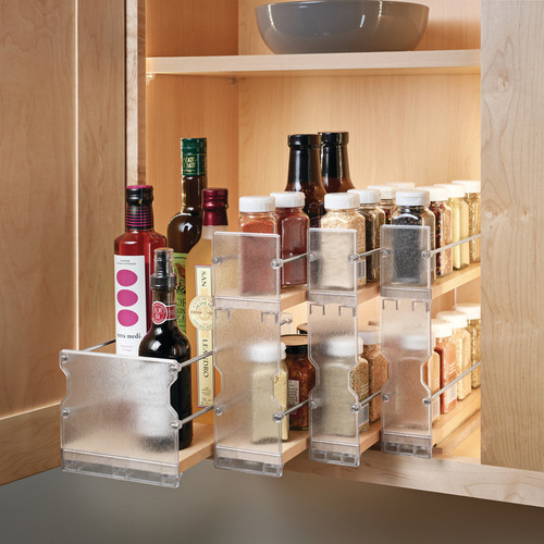Hafele 545.06.152 Individual Pull-Out Spice Rack